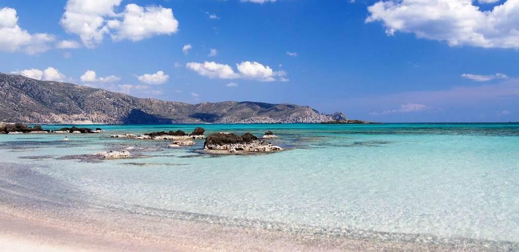 Crete facts - Elafonisi beach