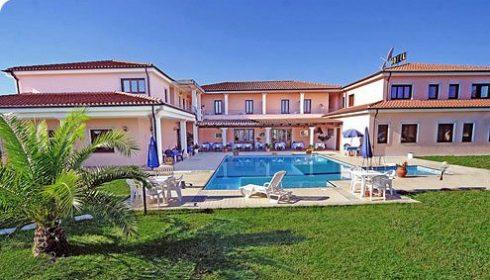 hotel Baja Azzurra in Sardinia, single with kids holiday, single with kids summer holiday in Sardinia