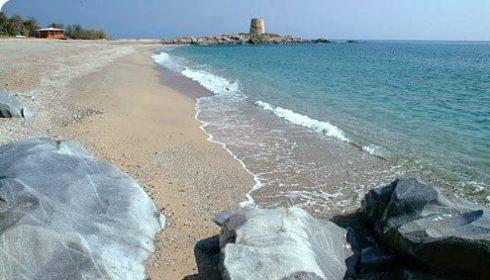 beach in Sardinia, single with kids beach holiday, single parent beach holiday