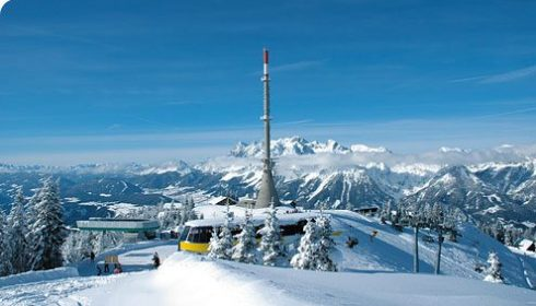 adult only ski holiday in Schladming