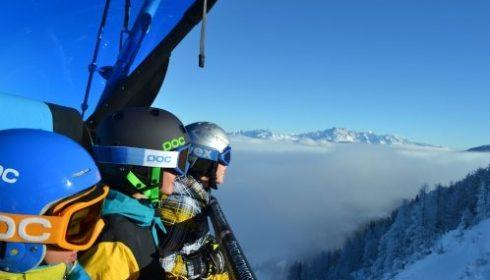single parent ski holidays - Alpendorf Obergassalmbahn