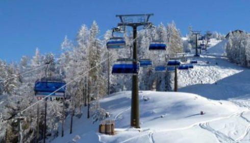 Single parent ski holiday - Flachau Wagrain Alpendorf ski circuit