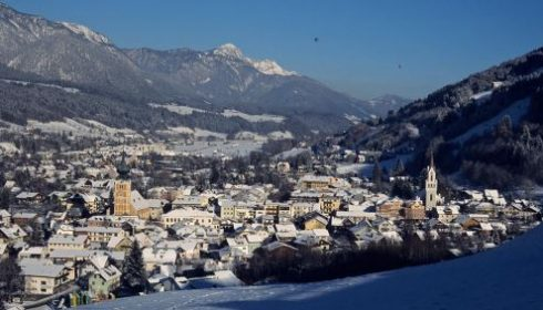 singles only ski holiday in Schladming