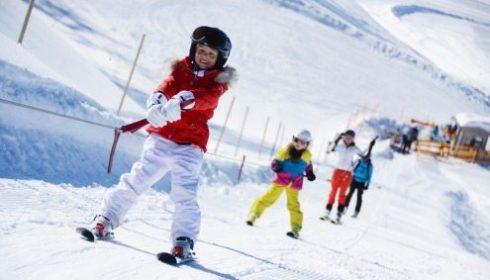 single parent ski holiday in Alpendorf