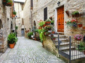 Single Parents on Holiday - Umbria about Image 2