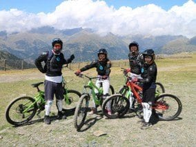 Single Parents on Holiday - Andorra programme Image 2