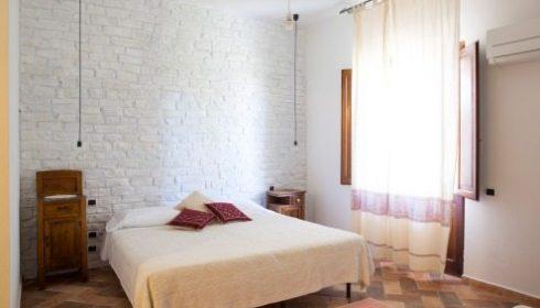 room at hotel Baja Azzurra, hotel room in Sardinia, hotel Baja Azzurra
