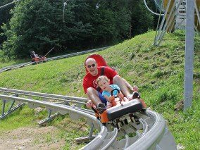 Single Parents on Holiday - The Bavarian Forest programme Image 2