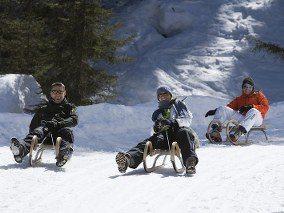 Single Parents on Holiday - Reith (Kitzbühel) programme Image 2