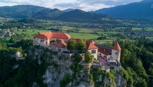 Bled Castle, single person holidays, solo holiday Slovenia