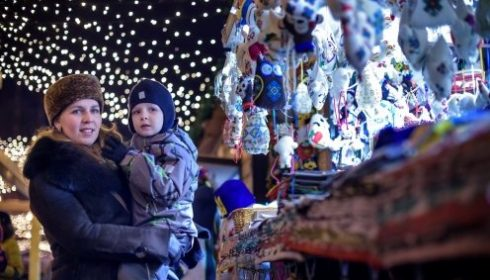 Christmas market in Austria - Schladming