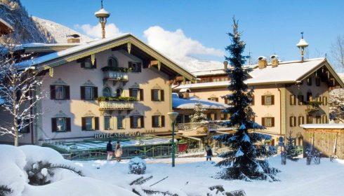 hotel Neue Post in Mayrhofen Austria