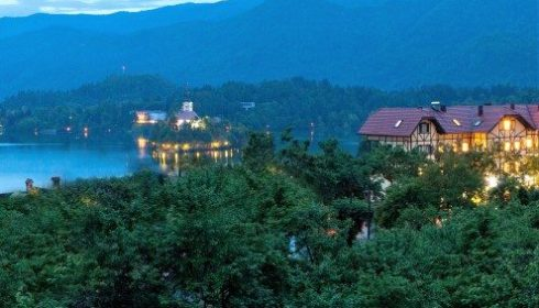 Hotel Triglav in Bled, solo holidays in Slovenia
