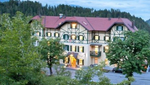 solo holidays in Slovenia, Hotel Triglav Lake Bled