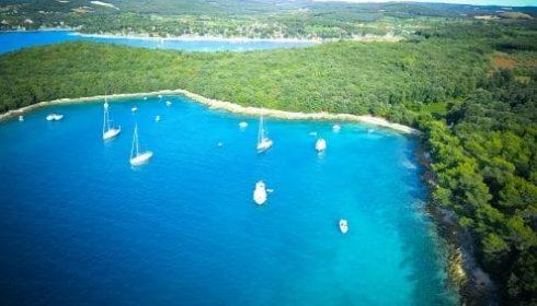 single parent beach holiday in Croatia, beach holiday in Croatia, Istria, Croatia