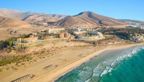 Iberostar Playa Gaviotas - aerial view