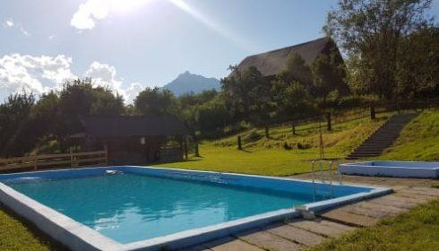 single parent farm holiday in Austria