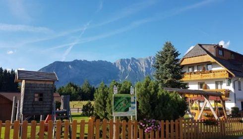 single parent farm holiday in Austria - Pürcherhof
