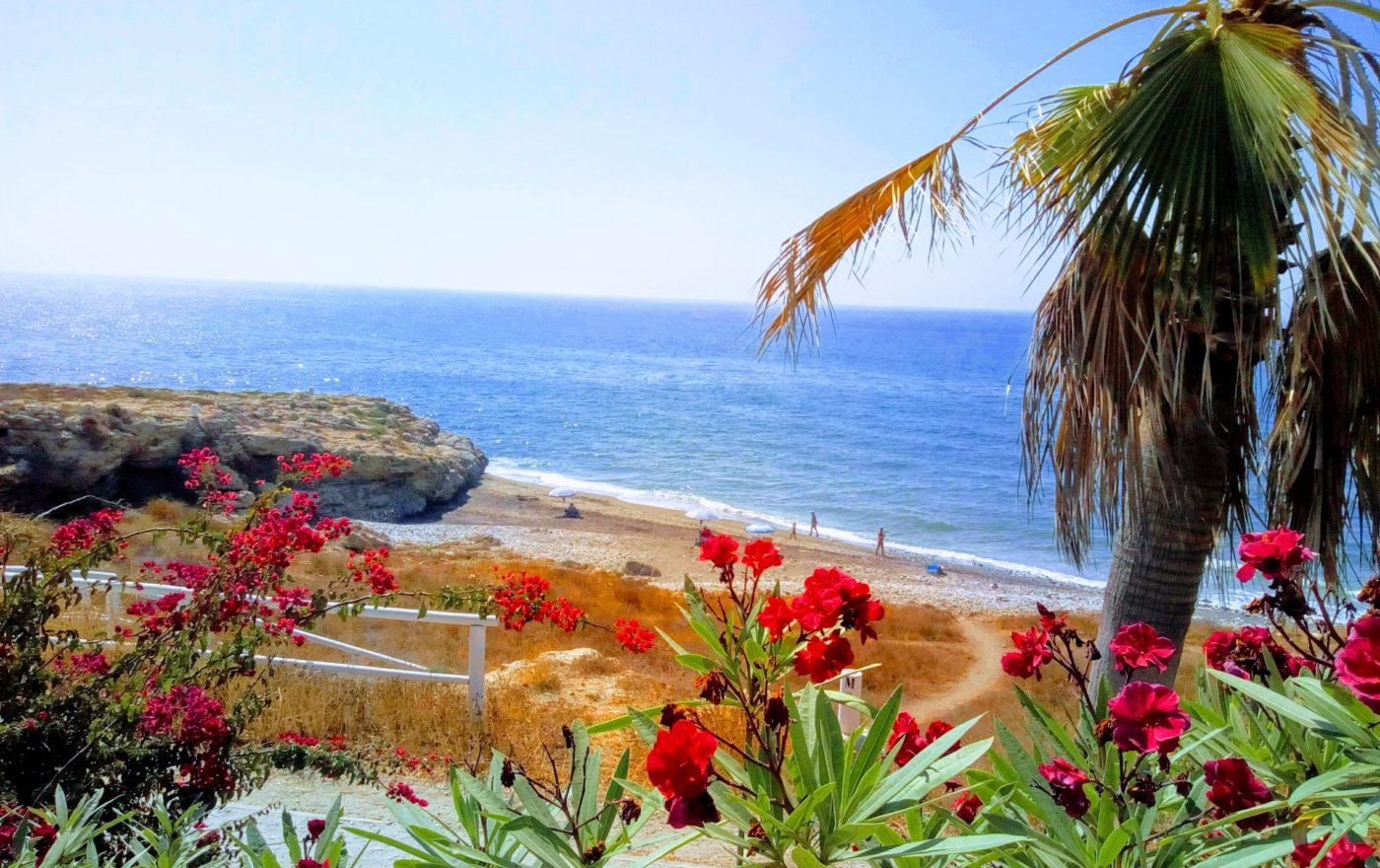 Nerja Beach in Spain