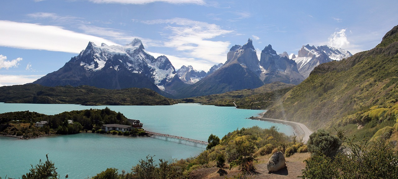Picture of the Torres del Paine