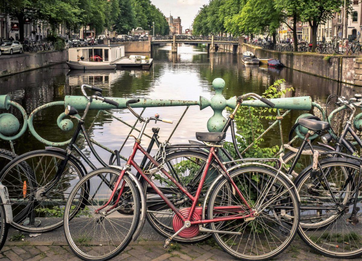 picture of city break Amsterdam