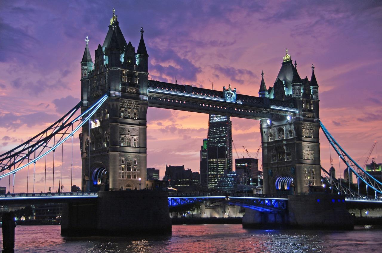 Picture of London, Tower Bridge - walking tour of London