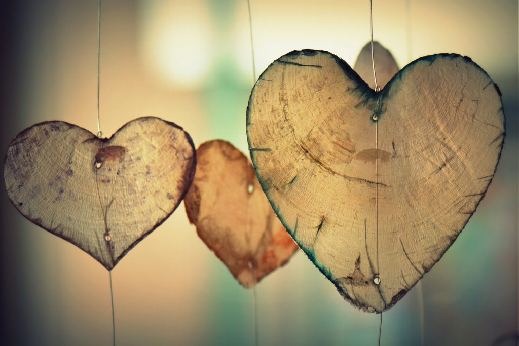 online dating for single parents - hearts