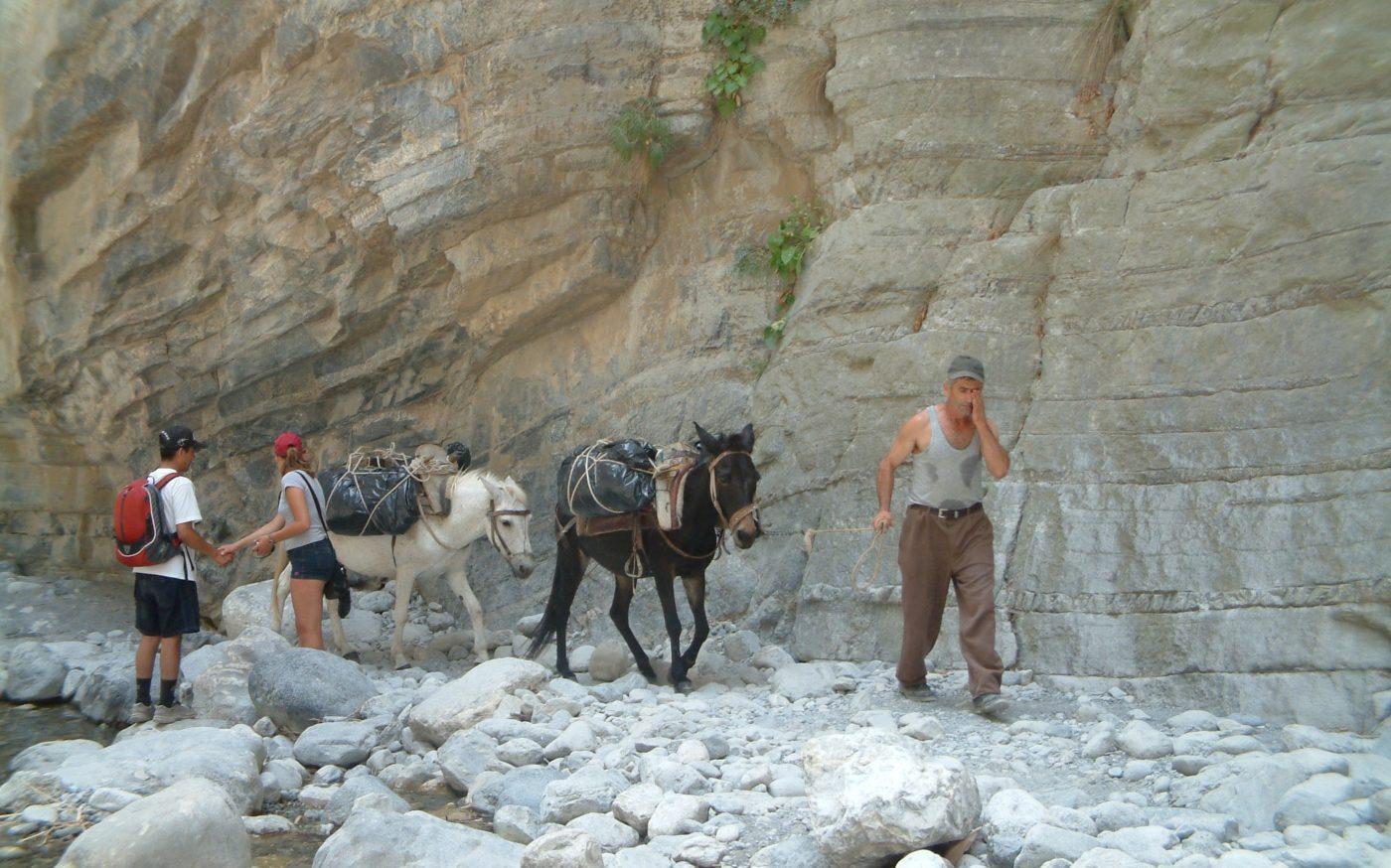 Crete's Samaria Gorge - Crete facts