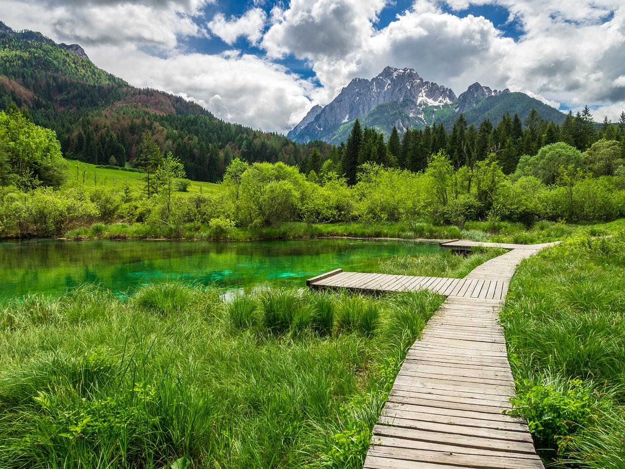 Picture of triglav national park