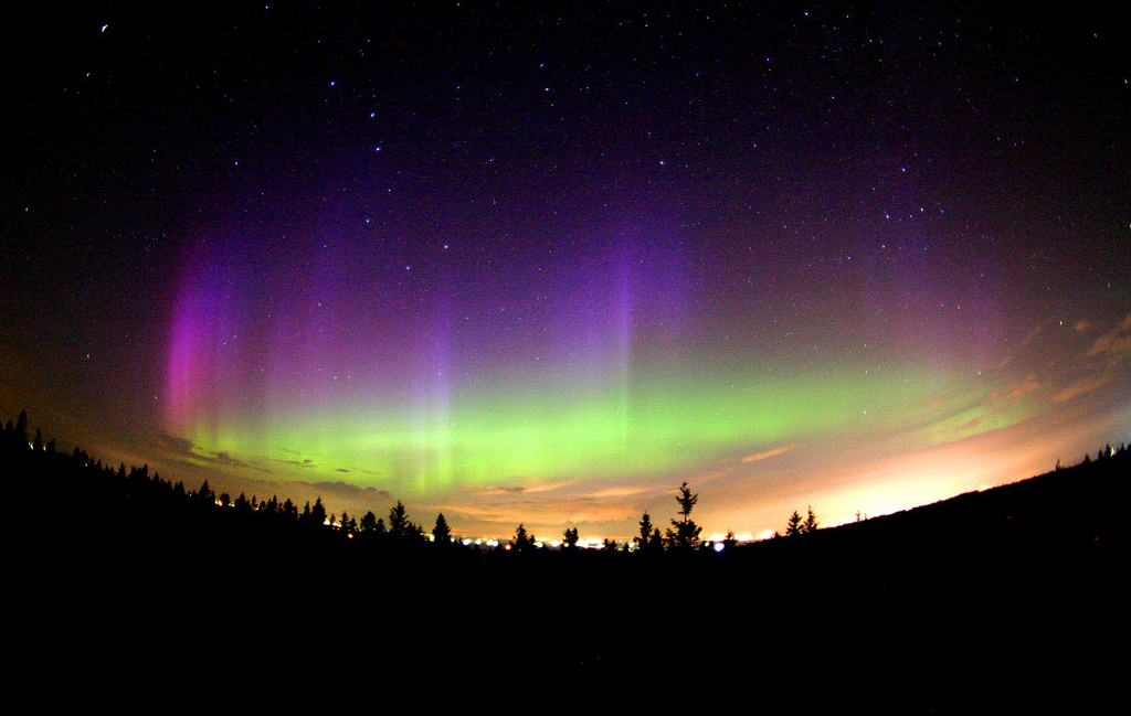 3 best place to see the Northern Lights