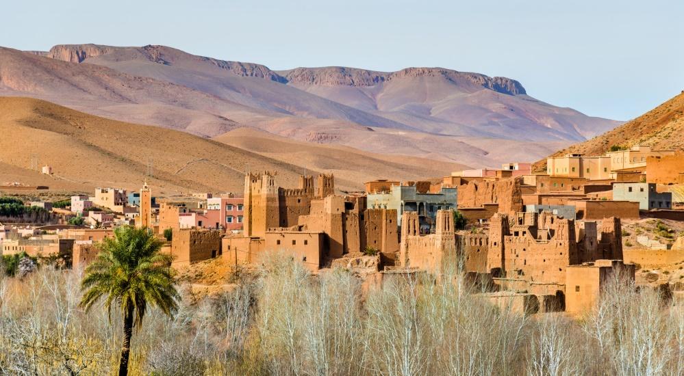 desert trip from Marrakech - meet the locals