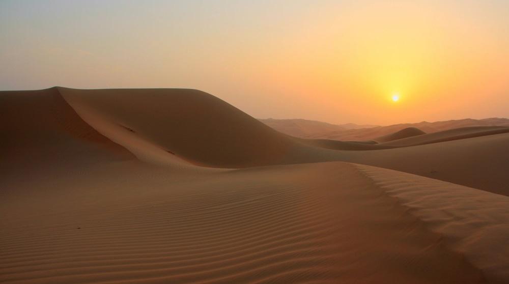 Marrakesh desert tours - sunset