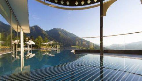 Hotel Alpina in Alpendorf - rooftop pool