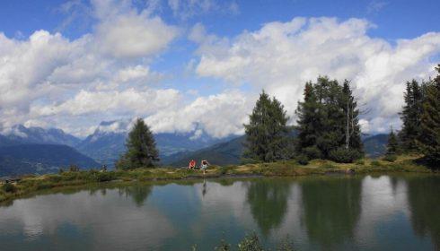 mountain lake near Alpendorf