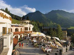 Single Parents on Holiday - Alpendorf Hotel Image 1
