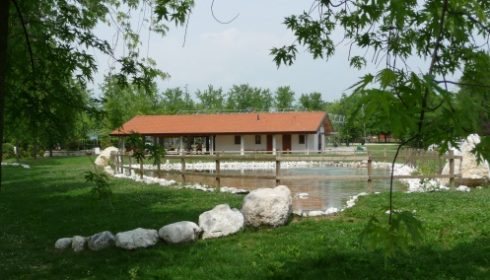 farm building at Gelindo dei Magredi hotel