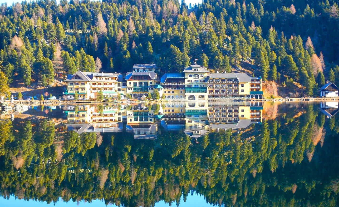 hotel Jägerwirt on Turrach Austria - single parent holiday