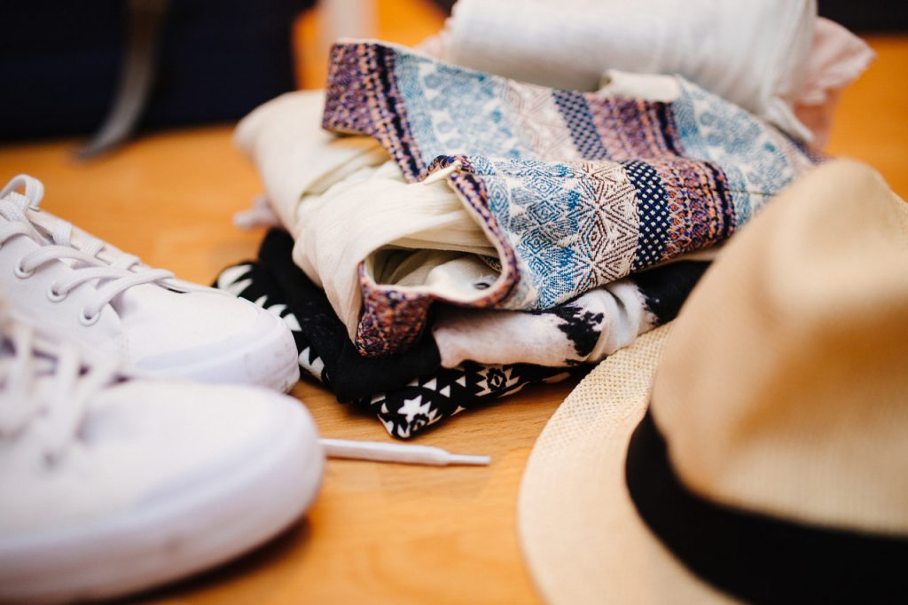 what to pack on holiday with kids