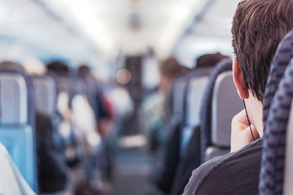 long-haul flight - travel gadgets