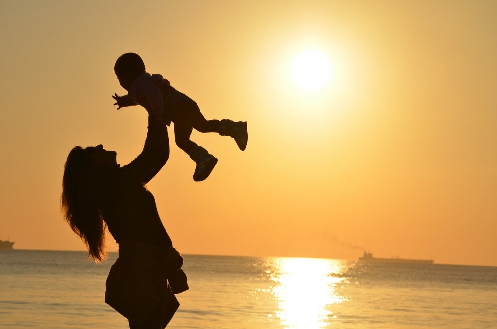 single mum holidays with baby