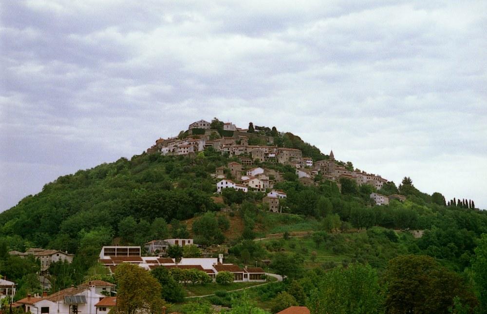 visit Croatia - Motovun