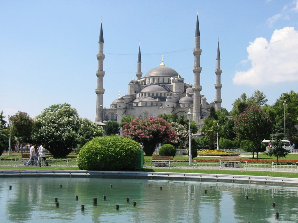 Istanbul trip - one parent holiday