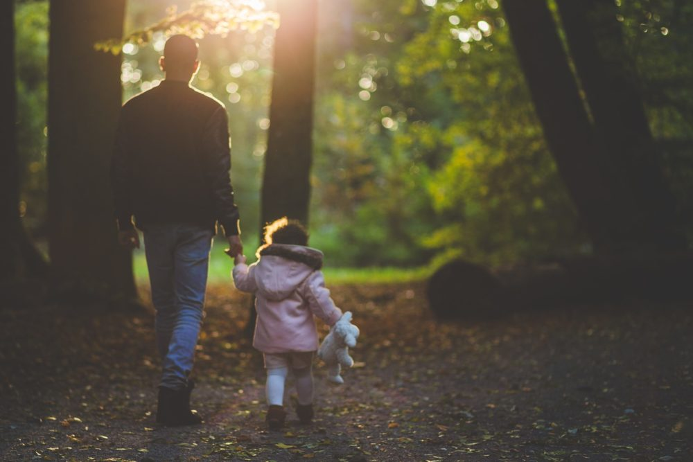 single dad and daughter 100 single parent quotes