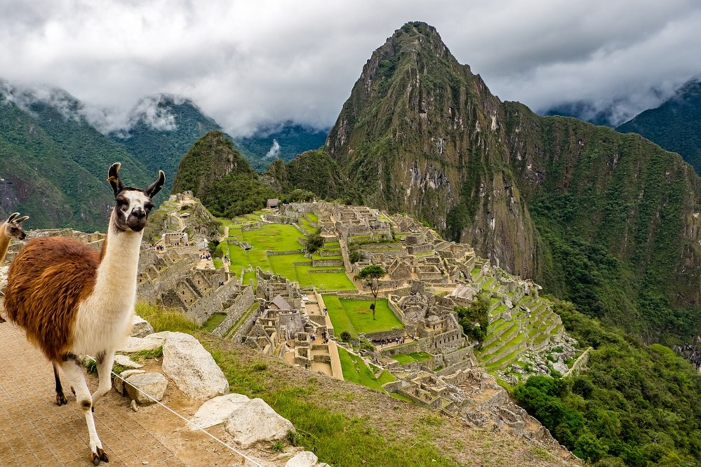 adventure vacation - Machu Picchu