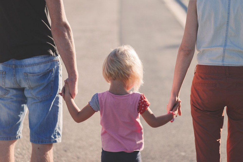 small families - parents with one child