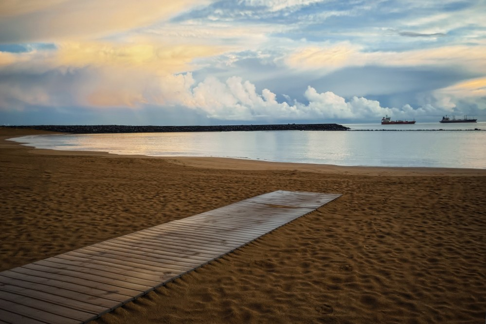 holidays with kids - beach in Tenerife