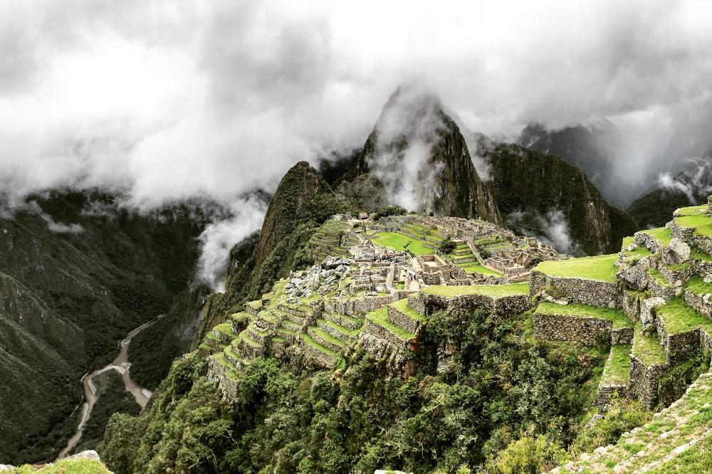 best hiking trails in South America - Inca trail to Machu Picchu