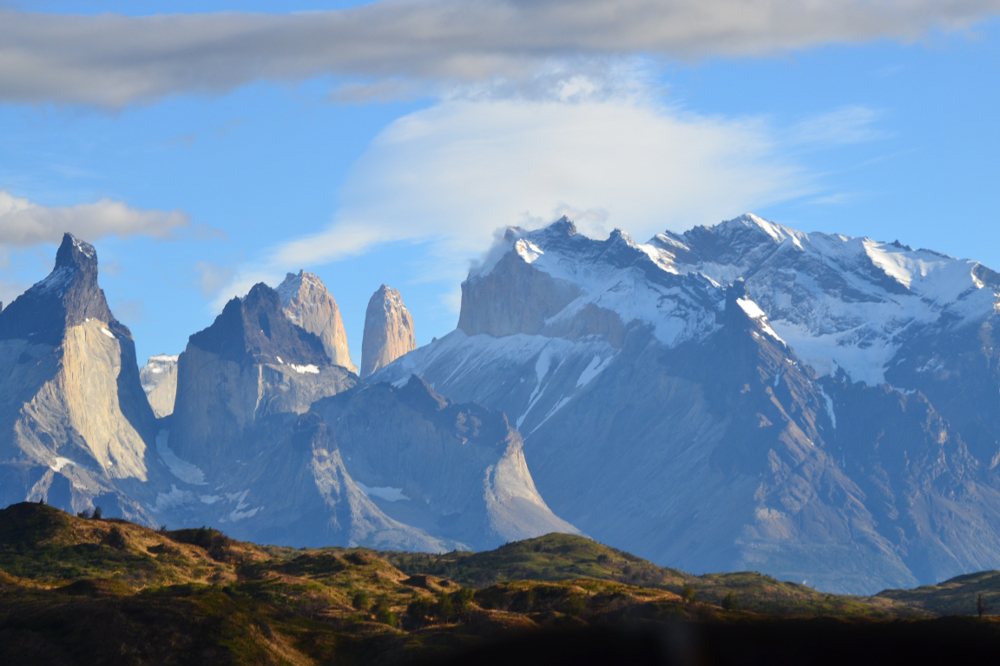 best hiking trails in South America - Torres del Paine