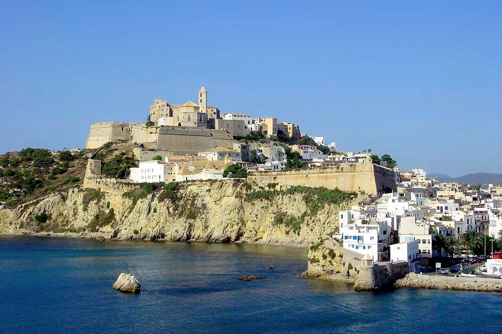 things to do with kids in Ibiza - Ibiza town