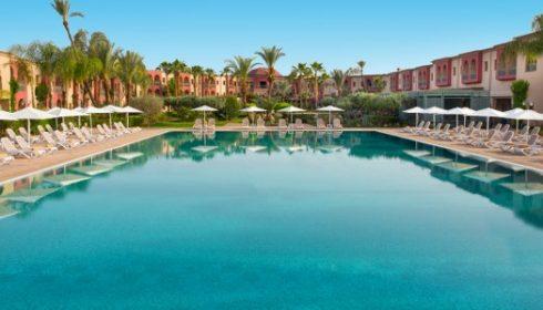 Iberostar Club Palmeraie outdoor pool